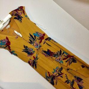 Anthropology High Low Dress (Kings Road)